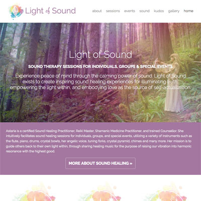 Light of Sound